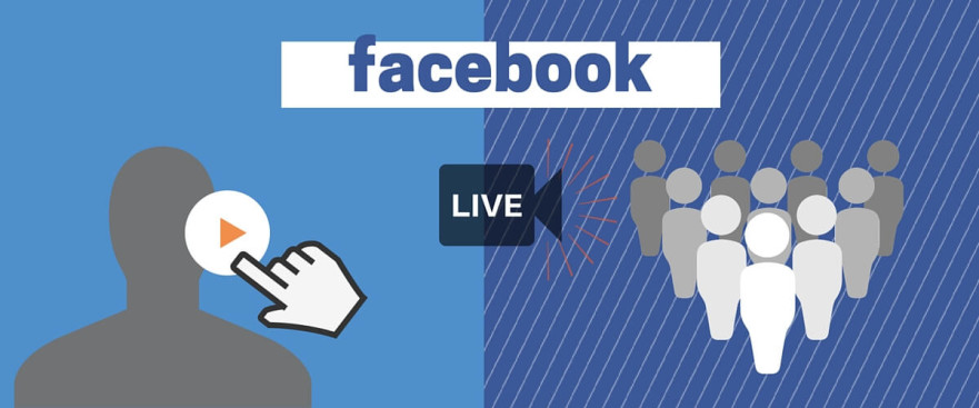 how to watch facebook live