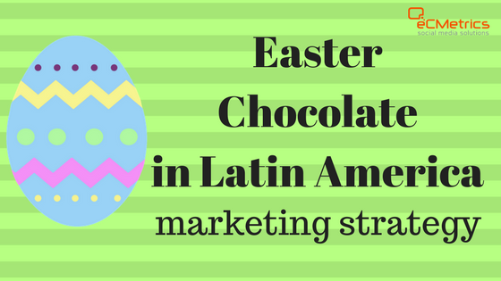 Easter is a significant season for the chocolate industry. Families gather and consume chocolate eggs and in other formats.